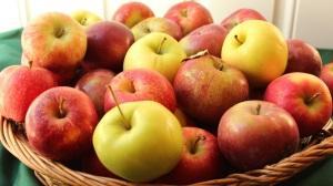 Apples-Turmeric ans Saffron